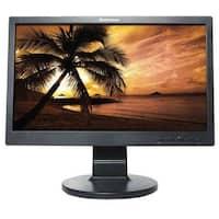 """Refurbished - Lenovo D186W 18.5"""" HD LCD 1366x768 Monitor 200cd/m2 16:9 VGA input VESA 100x100"""