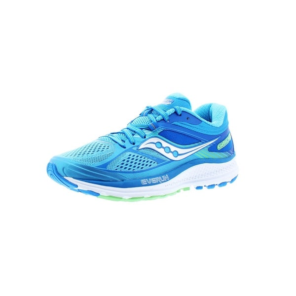 new concept 0fe6b 47b3c Shop Saucony Womens Guide 10 Running Shoes Everun FlexFilm ...