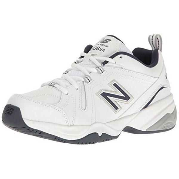 cda71bd6a11ab Shop New Balance Men's Mx608v4 Training Shoe, 12 4E Us - Free Shipping  Today - Overstock - 16290955