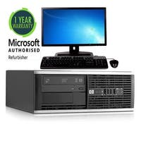 "HP 6300 SFF, intel i5 3.2GHz, 16GB, 1TB, W10 Home, 22"" LCD"