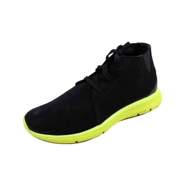 Nike Men's Ralston Lun Mid NSW NRG Black/Black-Natural 539925-001