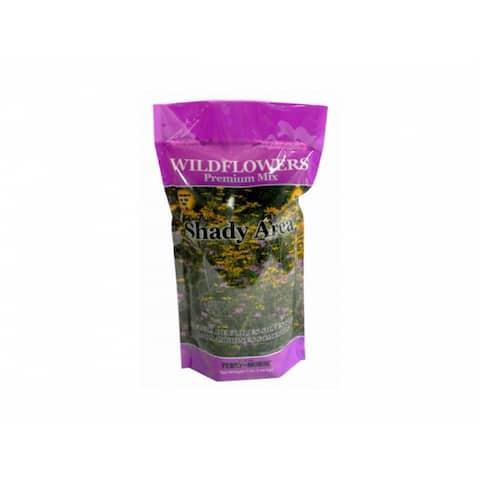 Ferry-Morse WFSH18 Shady-Area Wildflower Seed Mix, 7 Oz