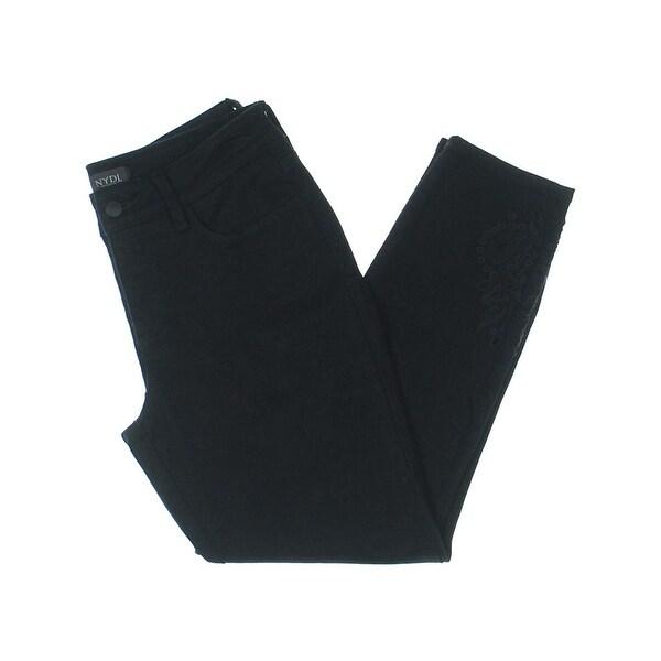 NYDJ Womens Alina Skinny Jeans Skinny Fit Classic Rise