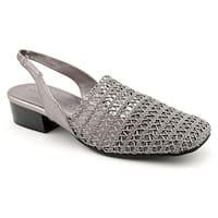 Karen Scott Womens Carolton Closed Toe Casual Slingback Sandals