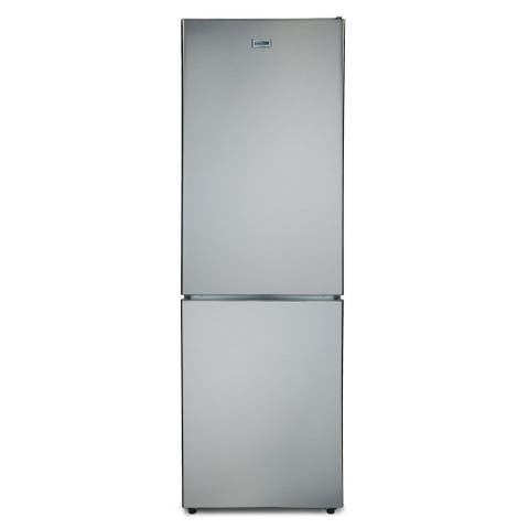 "Conserv 24"" Wide 10.8 cu.ft.Bottom Freezer Refrigerator Stainless"