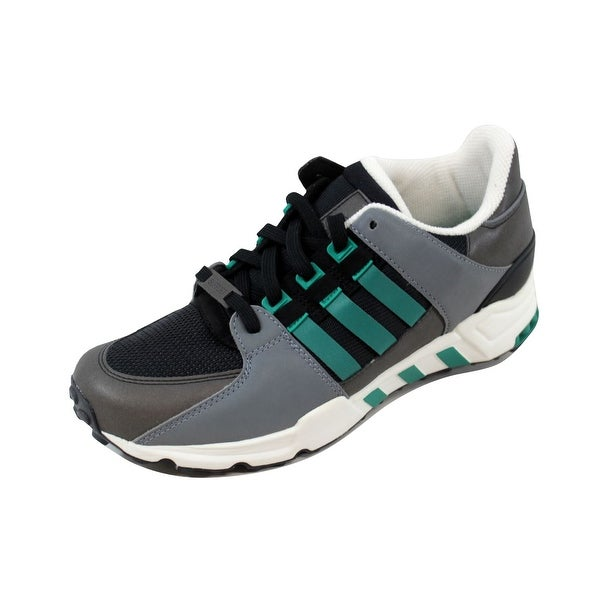 Adidas Men's Equipment Running Support Black/Green-White S32144