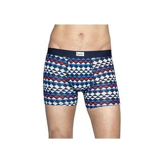 Happy Socks Mens Boxer Briefs Pattern Jersey