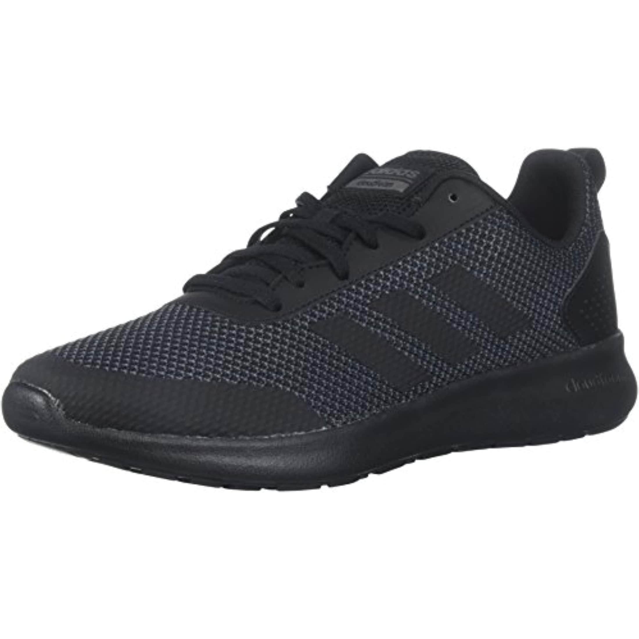 Element Race Running Shoe, Black/Black