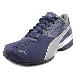 Puma Tazon 6 SL Jr Youth Round Toe Synthetic Blue Sneakers
