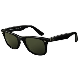 Ray-Ban RB2140 901 Original Wayfarer Sunglasses 50MM - Black