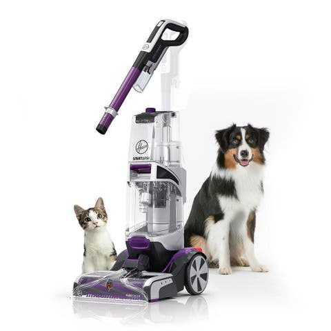 Hoover SmartWash Pet Complete Automatic Carpet Cleaner/Washer FH53000