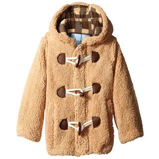 Wippette Toddler Boys Plaid Wooly Plaid Fleece Jacket Hooded Sherpa Toggle Coat (Option: Blue)|https://ak1.ostkcdn.com/images/products/is/images/direct/7eb70dfe6490aa4d6bd292280940bb1392d1673c/Wippette-Toddler-Boys-Plaid-Wooly-Plaid-Fleece-Jacket-Hooded-Sherpa-Toggle-Coat.jpg?impolicy=medium