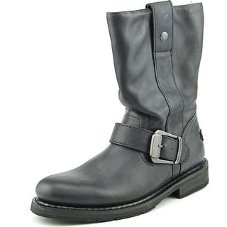 Harley Davidson Darice Women Round Toe Leather Boot