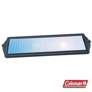 Coleman 58012 Solar Battery Charger, 2 Watt, 12V
