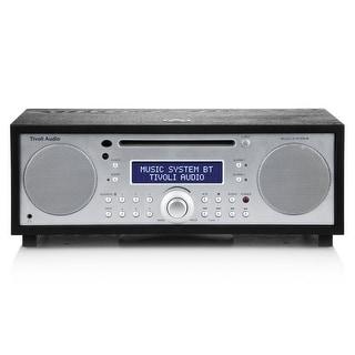 Tivoli Audio Music BT All-In-One Wireless Bluetooth System (Option: Silver)