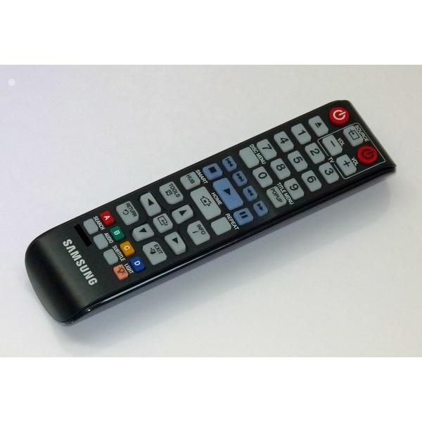 OEM Samsung Remote Control: BDH6500, BD-H6500, BDH6500/ZA, BD-H6500/ZA