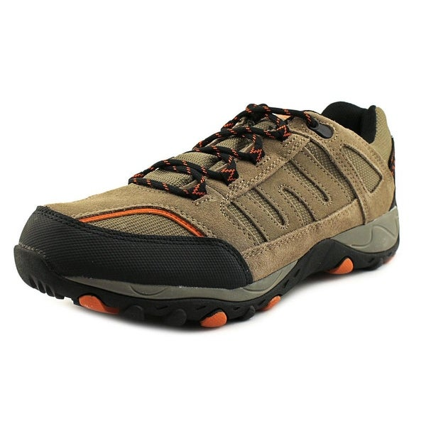 Wolverine Grayling Men Round Toe Synthetic Tan Hiking Shoe