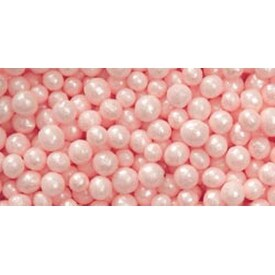 Pink - Sugar Pearls 5Oz