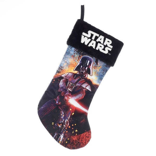 "Star Wars Darth Vader 19"" Printed Stocking"
