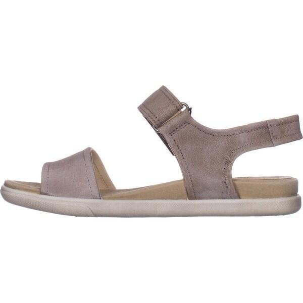 Shop ECCO Damara Flat Comfort Sandals