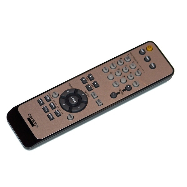 OEM Onkyo Remote Control Originally Shipped With: TX-8020, TX8020
