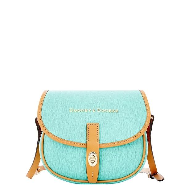 Dooney & Bourke Claremont Field Bag (Introduced by Dooney & Bourke at $198 in Dec 2014) - Sea Foam