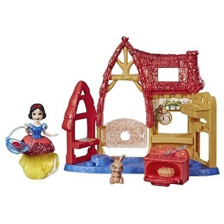Link to Disney Princess Cottage Kitchen And Snow White Doll, Royal Clips Fashion Similar Items in Dolls & Dollhouses