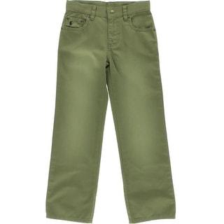 Polo Ralph Lauren Boys Twill Chino Pants - 6