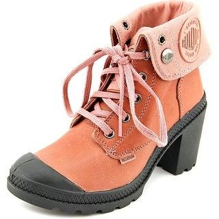 Palladium Baggy Cap Toe Leather Boot