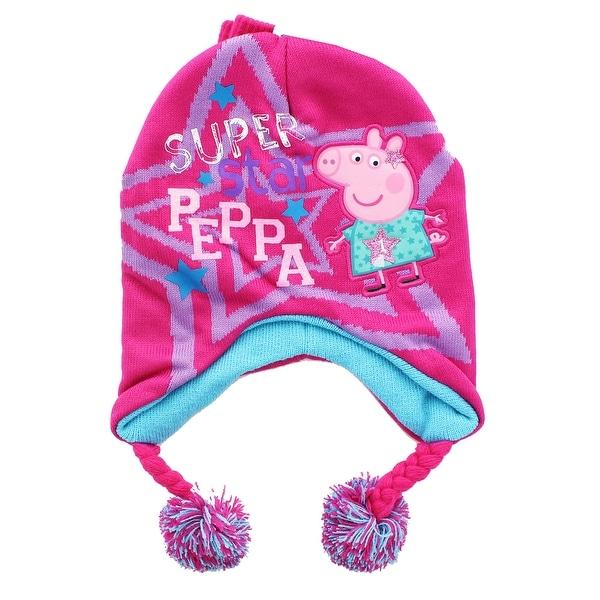 Peppa Pig Super Star Laplander and Glove Set - multi