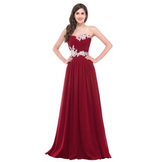 Evening Dresses Long Chiffon Summer Evening Gowns Women Pink Red Blue Formal Prom Party Gowns Celebrity Dresses