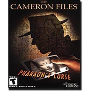 DreamCatcher Interactive The Cameron Files 2: Pharoah s Curse