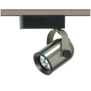 Nuvo Lighting TH237 Single Light MR16 12V Round Back Track Head - Black
