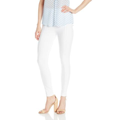 Lysse Women's Leggings Bright White Size Small S Stretch Pull-On