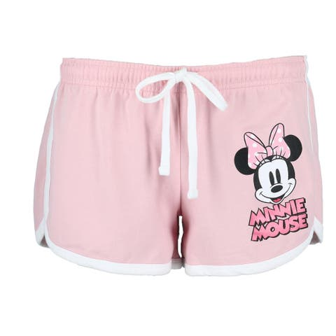 Disney Junior's Pink Minnie Mouse Shorts