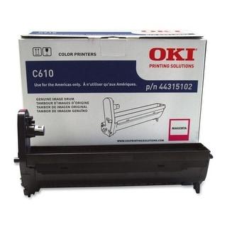 OKI 44315102 Oki Imaging Drum Unit - 20000 Page - 1 Pack
