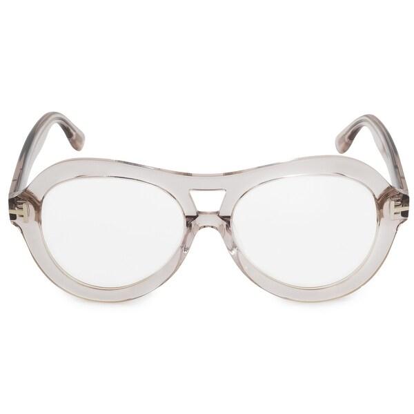 d64e695247e Shop Tom Ford Isla Round Sunglasses FT0514 074 56 - Free Shipping ...
