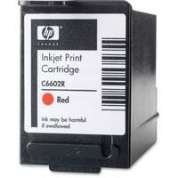 HP Red POS Ink Cartridge High Yield (C6602R) (Single Pack)