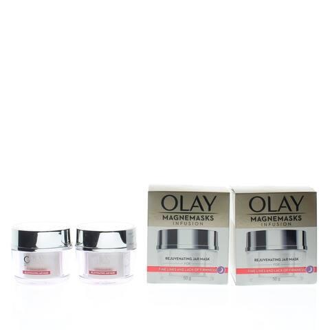 Olay Magnemasks Infusion Rejuvenating Jar Mask 50g (2 Pack)