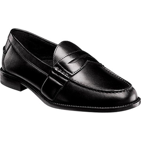 Shop Nunn Bush Men S Noah Beef Roll Penny Loafer Black