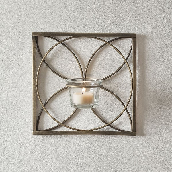 Charlotte Tealight Wall Sconce - 2 Pack