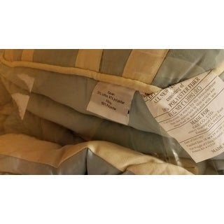 The Gray Barn Sleeping Hills 7-piece Cotton Twill Comforter Set - Khaki