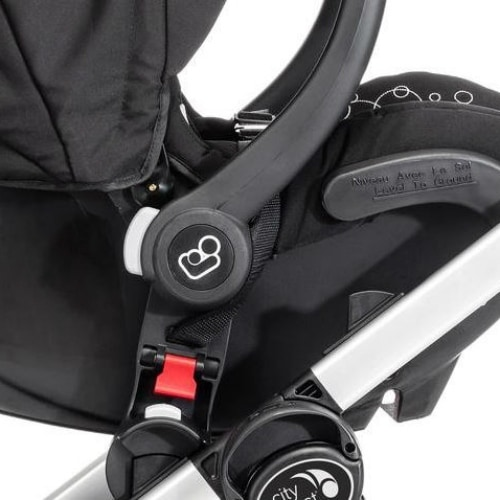 Baby Jogger Car Seat Adapter - Select / Premier - Single - Nuna Car Seat Adapter
