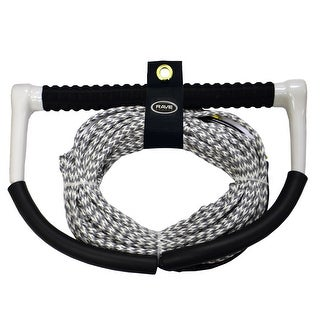 Rave fuse ski/wakeboard rope w/polybond de line