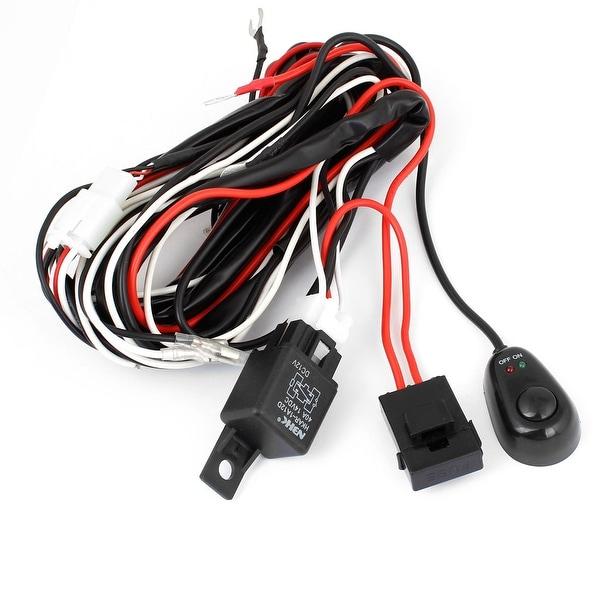 shop unique bargains xenon 55w h3 hid relay wiring harness hi lo unique bargains xenon 55w h3 hid relay wiring harness hi lo controller high low conversion