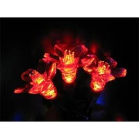 LED Specialty Lights - Cherry Blossoms Red