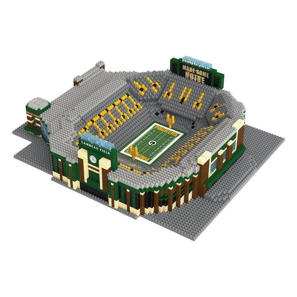 c9168984 Shop Green Bay Packers Lambeau Field Brxlz Stadium - Multi - Free ...