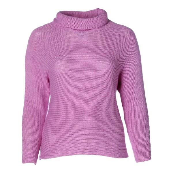Lauren Ralph Lauren Womens Plus Anatolio Pullover Sweater Wool/Cashmere Blend
