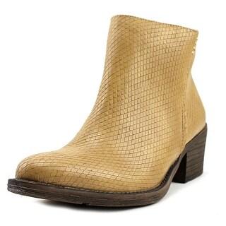 Volatile Ventura Women  Round Toe Synthetic Tan Ankle Boot