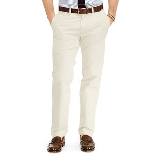 Polo Ralph Lauren Men's Classic-Fit Stretch Twill Natural Pants